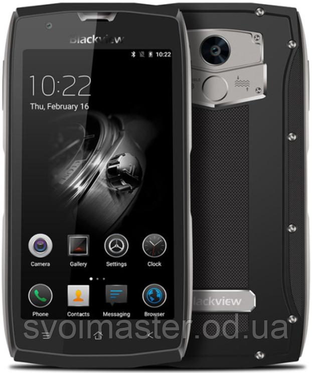"Blackview BV7000 black-gray IP68 2/16 Gb, 5"", MT6737T, 3G, 4G, фото 1"