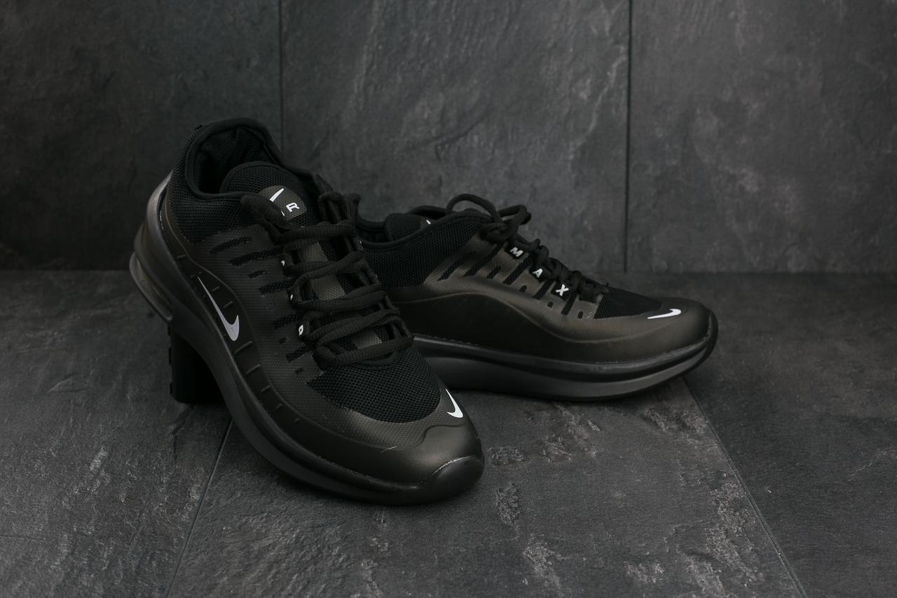 Кроссовки A 1868-1 (Nike Air) (весна-осень, мужские, резина, черный)