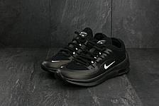 Кроссовки A 1868-1 (Nike Air) (весна-осень, мужские, резина, черный), фото 2