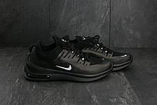 Кроссовки A 1868-1 (Nike Air) (весна-осень, мужские, резина, черный), фото 3