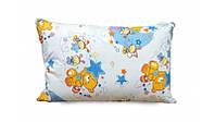 Подушка детская Лелека 40х60см, наполнитель - холлофайбер