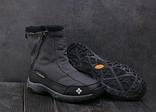 Кроссовки А2086-2 (Columbia Waterproof) (зима, мужские, текстиль, серый), фото 3
