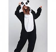Теплая, мягкая пижама Кигуруми Панда L (на рост 170-180см)