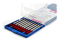 Ториевый вольфрамовый электрод WT20 (красный) / 1,6 мм / Abicor Binzel, фото 1