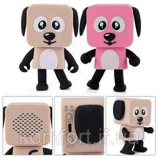 """Колонка беспроводная Bluetooth """"Танцующая собака"""", фото 2"""