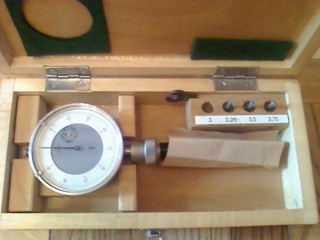 Нутромер НИ 3-3,75 ГДР с хранения (возможна калибровка в УкрЦСМ)