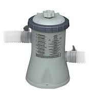 Фильтр-насос от сети 220-240 В,для наливных(от 244 до 366 см) и каркасных (от 305 до 366 см) (28602)