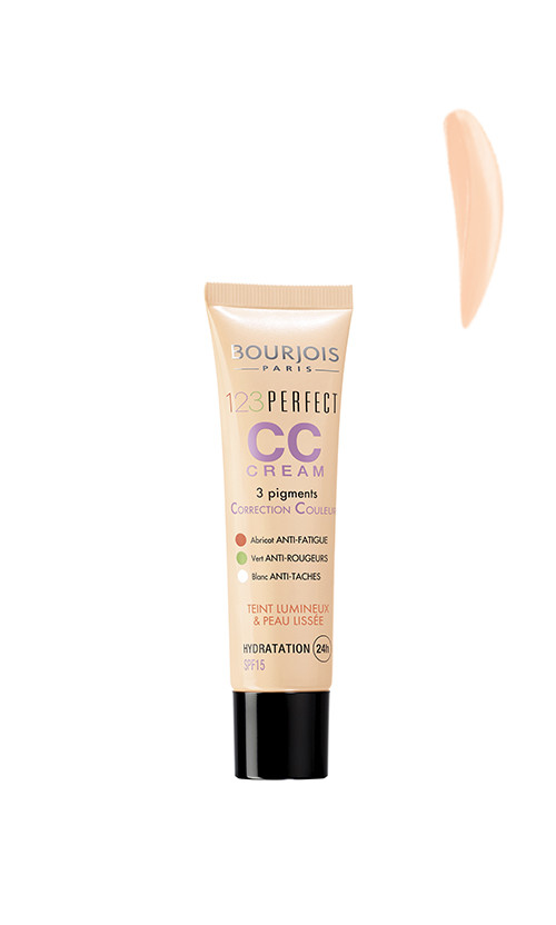 Bourjois 123 Perfect CC Cream SPF15 Тональний крем 33