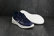 Кроссовки A 1868-4 (Nike Air) (весна-осень, мужские, резина, сине-белый), фото 3