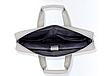 Сумка чехол Package для ноутбука 13 14 дюймов серый, фото 5