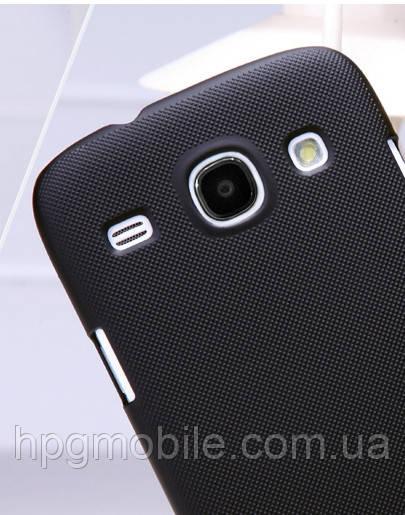 Чехол для Samsung Galaxy Core i8260/i8262 - Nillkin Super Frosted Shield (пленка в комплекте)