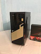MSI Tower / Intel® Core™ i7-2600 (4 (8) ядра по 3.40 - 3.80 GHz) / 16 GB DDR3 / new 120 GB SSD + 500 GB HDD / Radeon RX580 8GB GDDR5 256bit / БП 650 W, фото 3