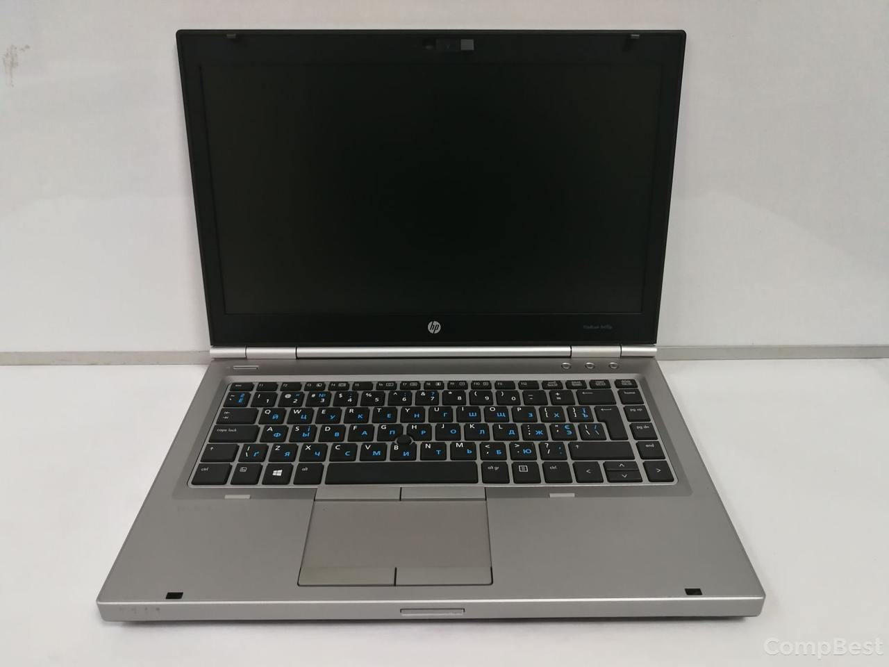 "HP EliteBook 8470p / 14"" / 1366х768 LED / Intel® Core™ i5-3210M (2 (4) ядра по 2.50 - 3.10 GHz) / 8GB DDR3 / 120GB SSD / Intel HD Graphics 4000 / VGA,"