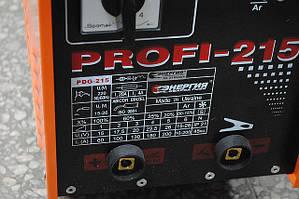 Сварочный полуавтомат Energy ПДГ 215 ПРОФИ