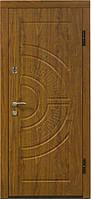 Бронированная дверь Министерство Дверей ПО-08 Дуб Золотой (860) R
