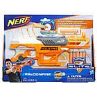 Бластер Нерф Акустрайк Фалконфайр Nerf  N-Strike Elite AccuStrike Series FalconFire, фото 2