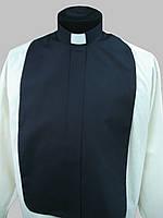 Манишка для священника черного цвета, фото 1