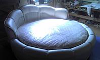 Круглая кровать Алиса. Изготовление круглых кроватей по индивидуальным заказам, фото 1