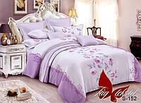 Комплект постельного белья с компаньоном S-152 Евро maxi (TAG satin (еmax) 242092e999c71