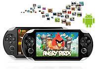 """Игровая Приставка SONY PSP 4.3"""" MP5! 5000 Игр! (Сони ПСП) Гарантия 1 Год!"""