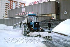 Уборка снега - Погрузка снега - Вывоз снега Киев - фото 4