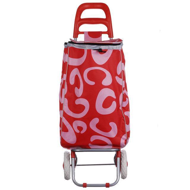 Тачка сумка з коліщатами STENSON візок 94 см