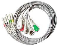 Провода отведений для мониторов ЭКГ, холтеров