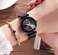 Женские наручные часы 2018 Sanda 238 Black