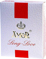 Презервативы - Amor-Long Love, nawilżane 3шт