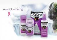 Новинка в нашем интернет-магазине - Кристальные дезодоранты