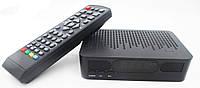 ТВ  тюнер К3 DVB-T2 русский язык,HDMI, USB, RCA, Пульт ДУ. Black