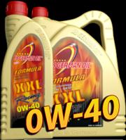 JB GERMAN OIL Formula XXL SAE 0W-40 4л