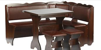 Кухонный уголок Лорд Раскладной стол