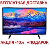 Изогнутый Телевизор 32″ T2 Оriginal size LED Жк-телевизоры ТВ LED Full HD Wi-Fi, фото 1