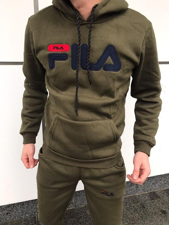 2090605f Мужской спортивный костюм в стиле Fila, цена 950 грн., купить в ...
