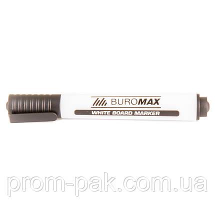 Маркер для магнитных досок ВМ.8800-01 черный, фото 2