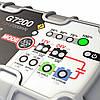 Зарядное устройство для автомобильного аккумулятора NOCO GENIUS G7200EU, IP65, 7,2 А, 132 Вт, гарантия 5 лет, фото 2