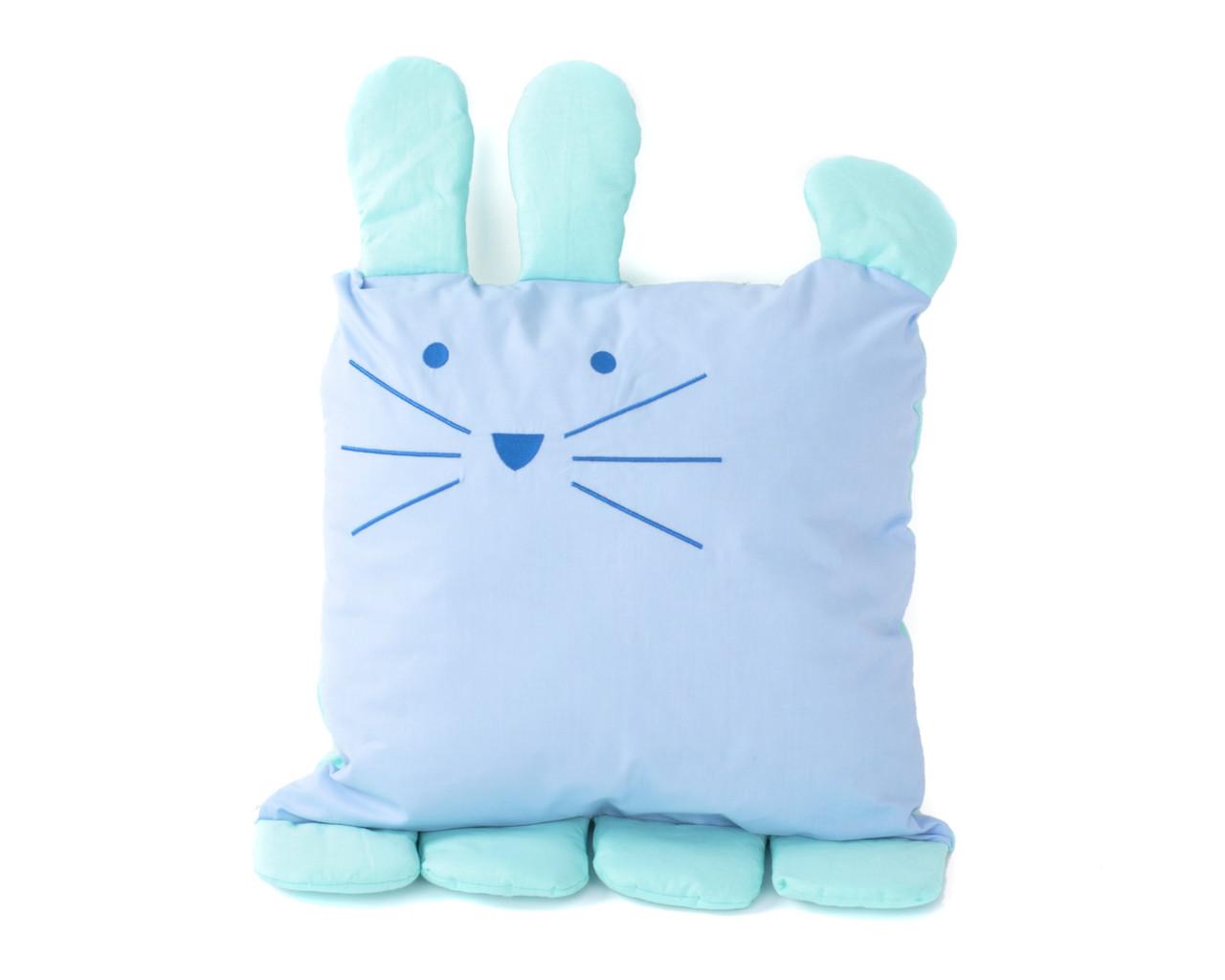 """Подушка для сна """"Звери"""" Заяц"""