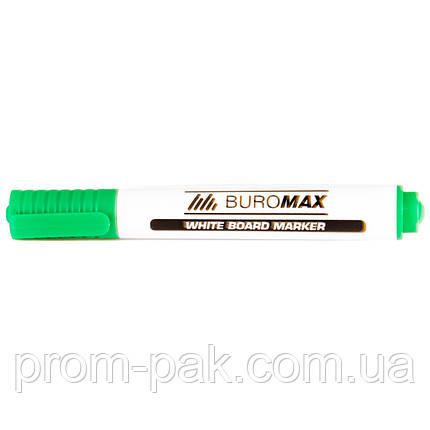 Маркеры для доски магнитной ВМ.8800-04 зеленый, фото 2