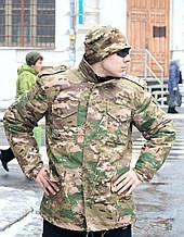 Куртка М65 MultiCam ALPHA INDUSTRIES