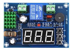 Модуль керування зарядом XH-M611 з індикатором 7-80 В