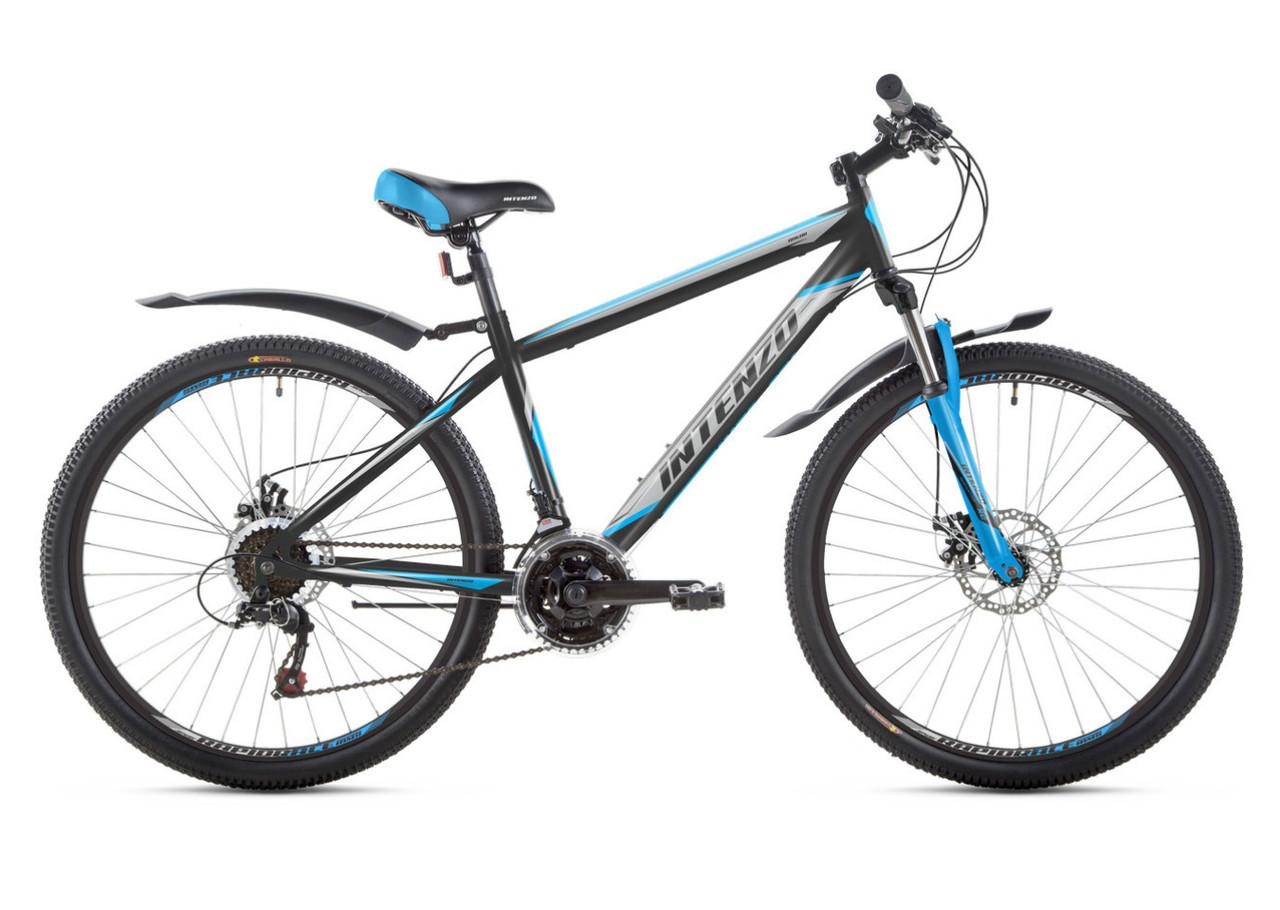 Велосипед 27,5 Intenzo Dakar 21 LockOut