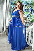 Вечернее платье  Клеопатра (размеры 46-52)