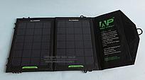 Зарядное USB Solar Energy на солнечной батарее 8Вт