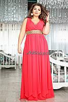 Вечернее платье  Клеопатра (размеры 48-50)