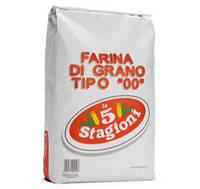 Мука для пиццы типа 00 5 Stagioni 25 кг