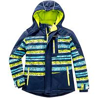 Лыжная куртка с принтом для мальчика Topolino Германия Размер 110