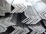 Уголок алюминиевый 50/50, толщина стенки 6, марка алюминия АД31, АМг5, Д16Т, АМц, фото 3
