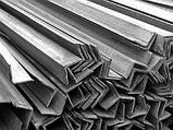 Уголок алюминиевый 50/50, толщина стенки 6, марка алюминия АД31, АМг5, Д16Т, АМц, фото 5