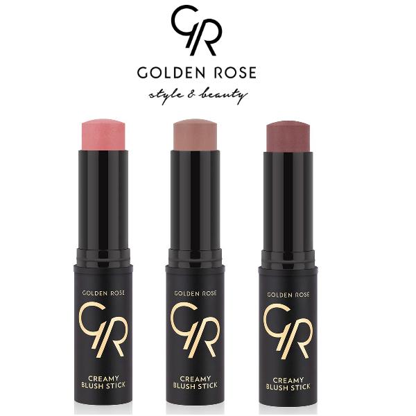 Румяна для лица Golden Rose Creamy Blush Stick